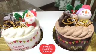 川口市 クリスマス ケーキ 洋菓子 甘い