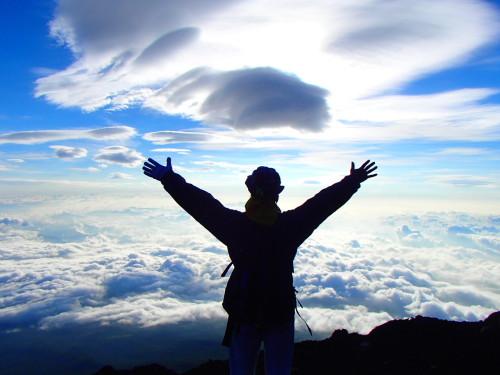 川口市 加圧パーソナルトレーニング ダイエット 登山 富士山 ハイキング 日の出 運動 ウォーキング